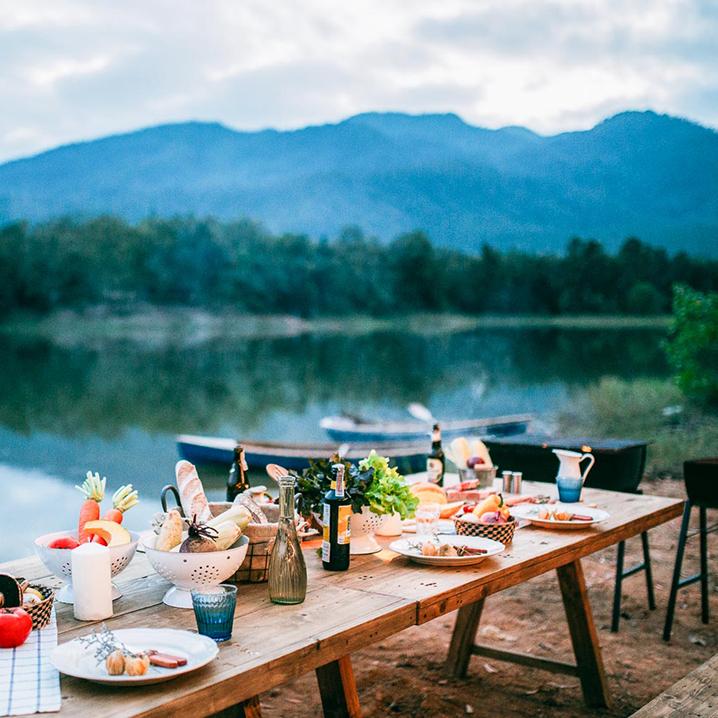 清迈CAMP MEATING | 有山有水有美食,这个地方你还不知道吗