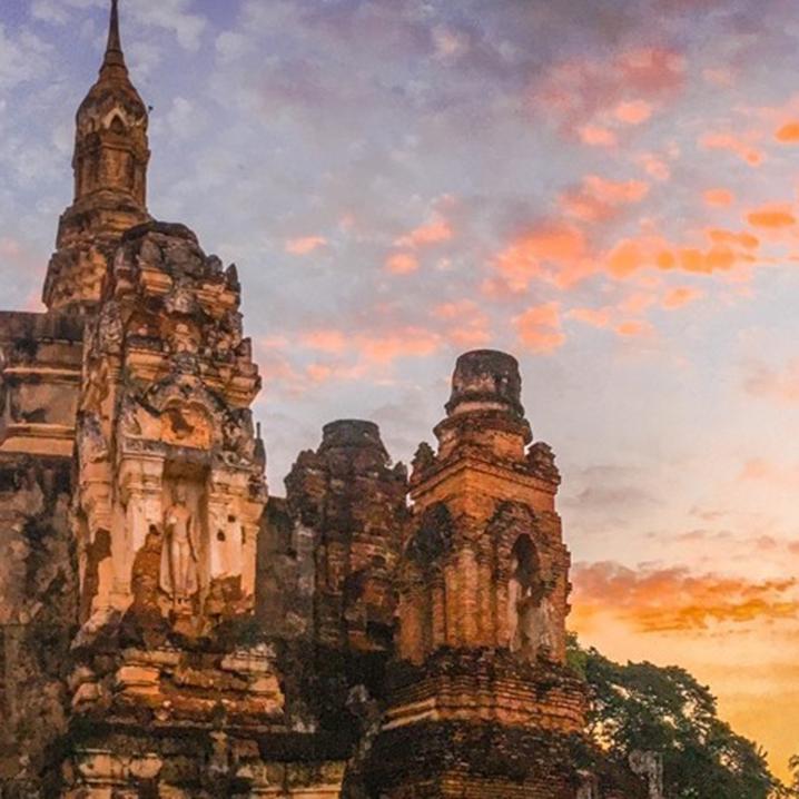 """黎府这个每年都举办""""泰国万圣节""""的边陲小镇"""