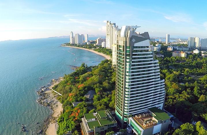 芭提雅酒店选择攻略 奢华酒店 海角达拉度假村(CAPE DARA RESORT)