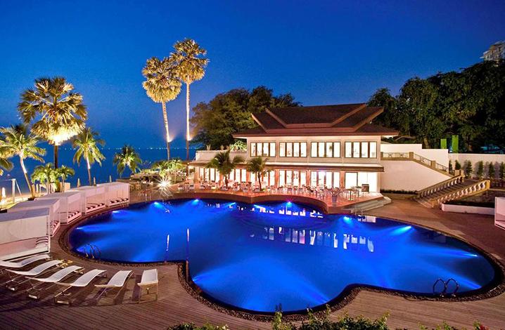 芭提雅酒店选择攻略 奢华酒店 芭堤雅普尔曼酒店G (Pullman Pattaya Hotel G)