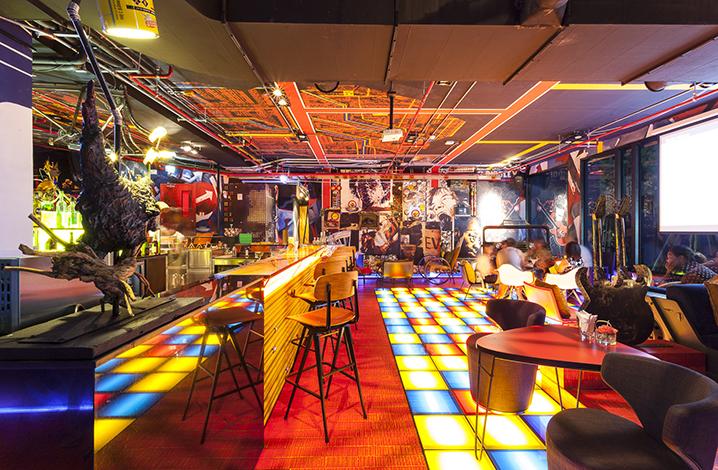 芭提雅酒店选择攻略 设计感酒店 芭堤雅暹罗设计酒店 (Siam @ Siam Design Hotel Pattaya)