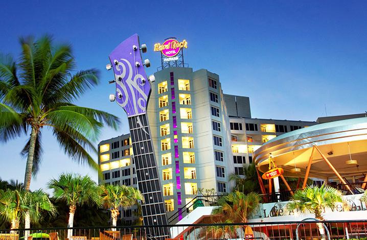 芭提雅酒店选择攻略 设计感酒店 芭堤雅硬石酒店 (Hard Rock Hotel Pattaya)