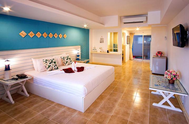 芭提雅酒店选择攻略 经济型酒店 珍精品旅馆(Jean Boutique)
