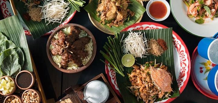 曼谷Baan PhadThai餐厅,泰式炒米粉之家