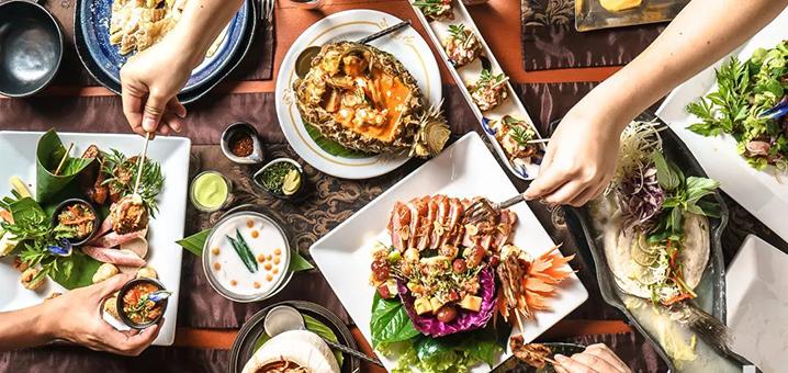 曼谷吃年夜饭去哪儿,这些精选餐厅一定不要错过哦!