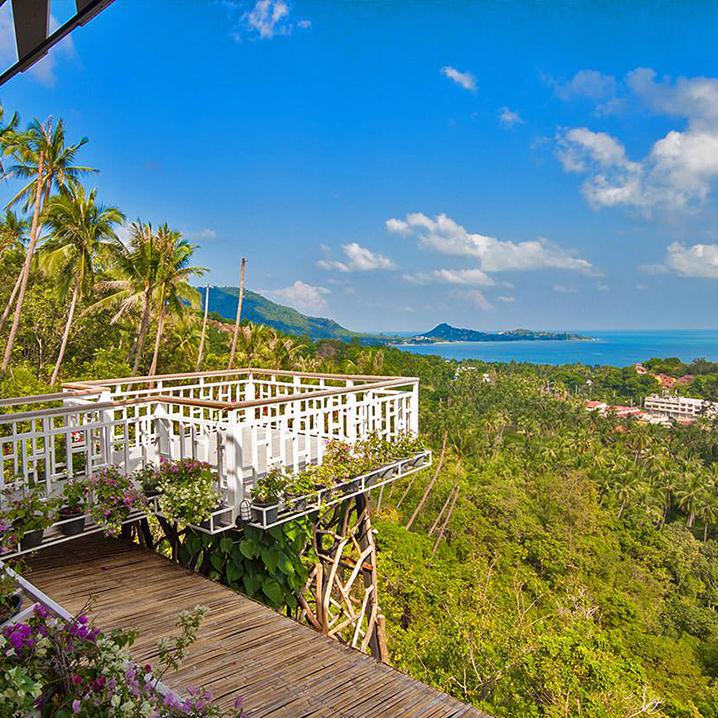 苏梅岛五个最棒的观景点