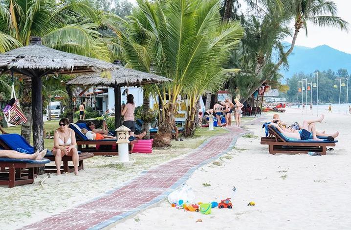 中餐厅象岛评测海滩