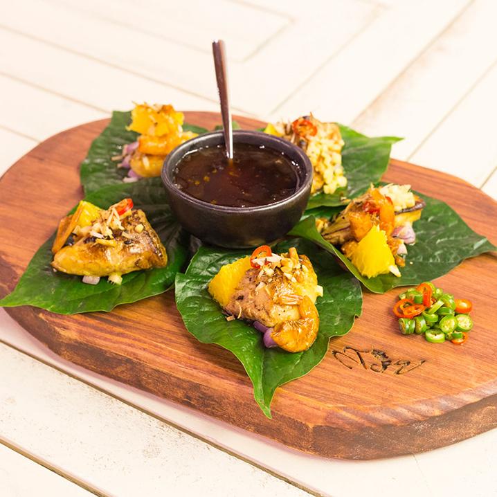 《锋味》中谢霆锋PK的普吉名厨, 他的餐厅叫Suay