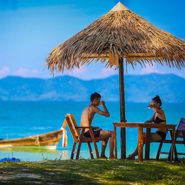 泰国海岛甲米吃玩行详细攻略