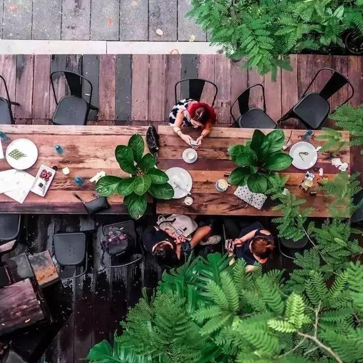 曼谷斩获全球设计大奖的森林艺术社区Naiipa