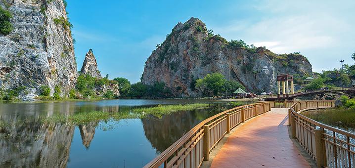 叻丕府|曼谷后花园,文艺清新范儿承载百年历史风采