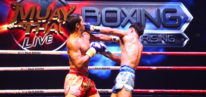 曼谷泰拳秀|泰国这三个地方充满了雄性荷尔蒙
