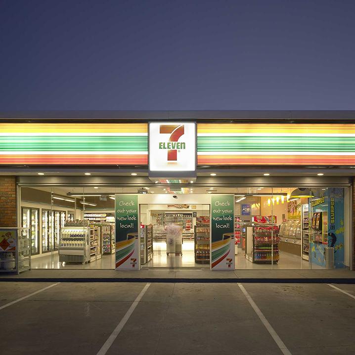 泰国人到底有多需要711,711便利店最全使用攻略