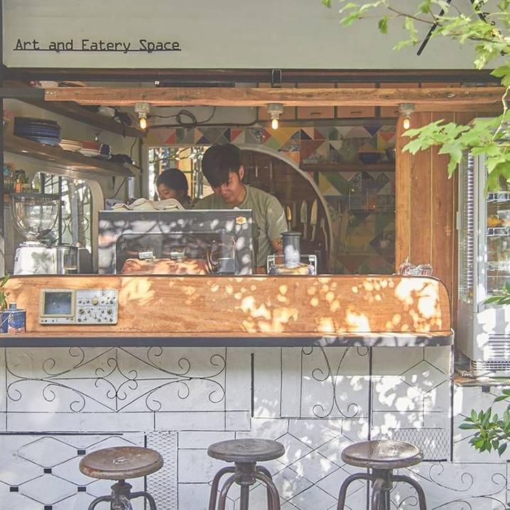 这些高颜值的清迈咖啡店,是你绝不能错过的一道风景!