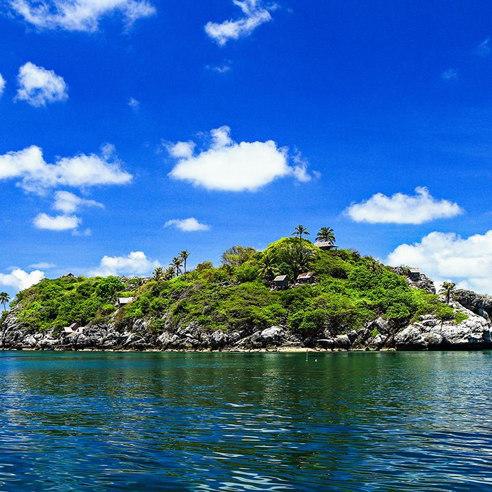 春蓬海岛景点盘点,情侣必去浪漫之地!