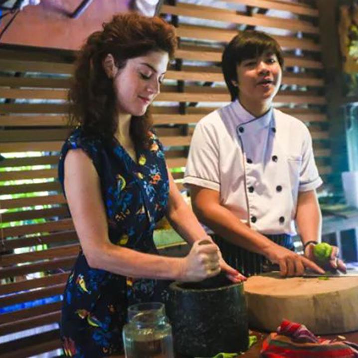 清迈泰菜厨房怎么选?甄选五家大PK,一起学做泰国菜