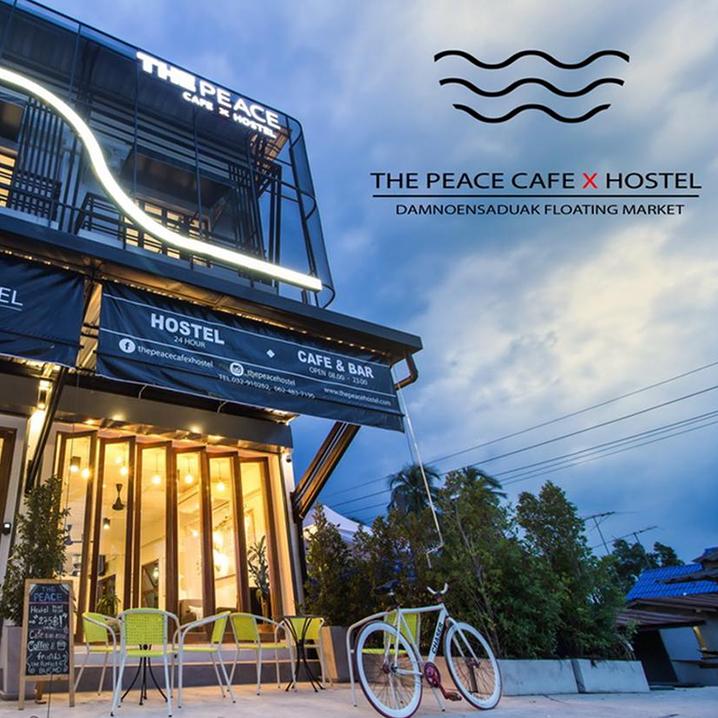 The Peace Hotels,丹嫩沙多可爱又迷人的青年旅社