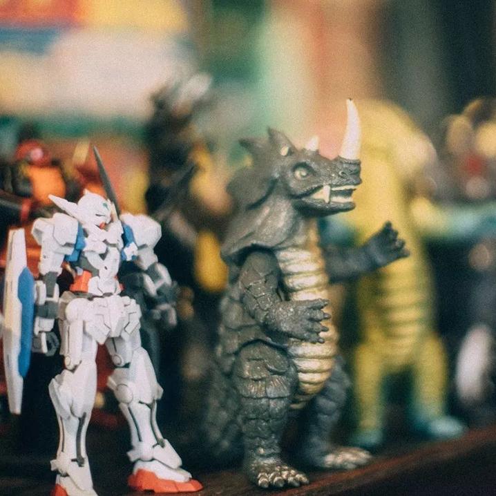 清迈The Toys Club玩具咖啡店|在这里你喝的是童年的回忆