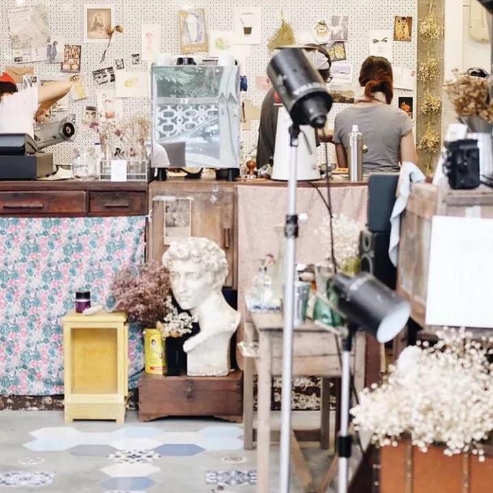 曼谷Sundays咖啡店,曼谷SUAN LUANG区域的放松地