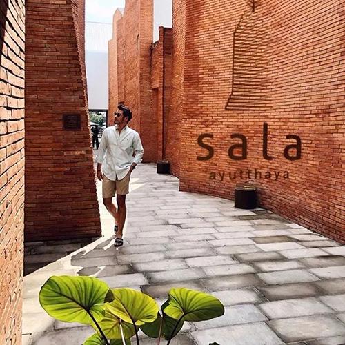 泰国SALA酒店品牌,自带高级脸