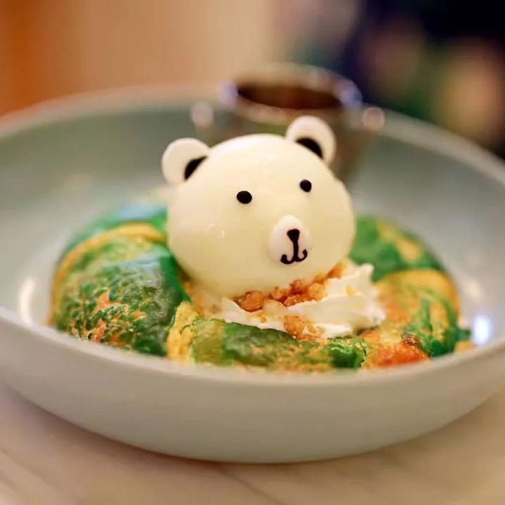 曼谷的吃喝玩乐也如此小清新