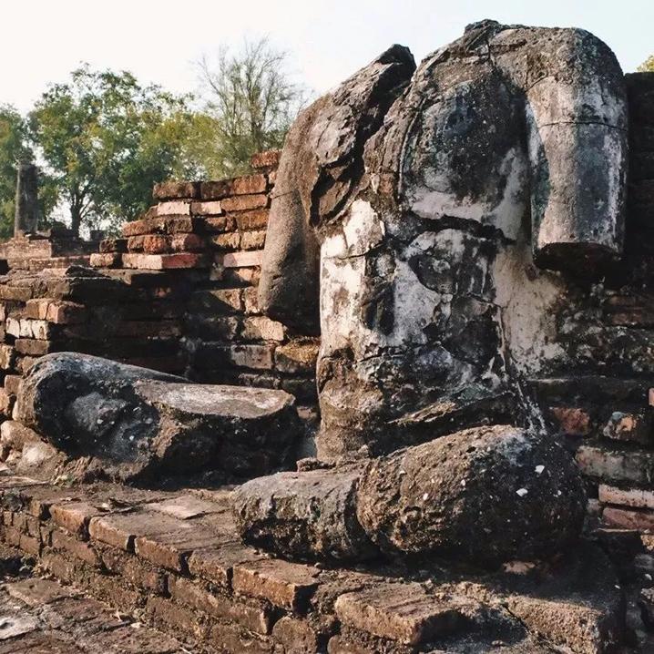 素可泰|揭开泰国历史第一王朝的神秘面纱