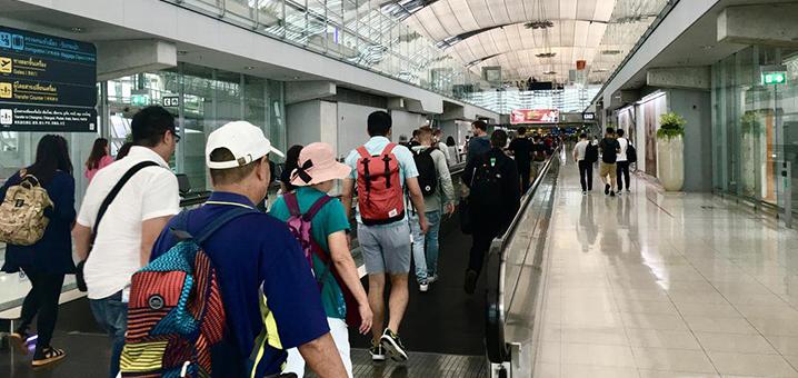 泰国出入境时,海关规定哪些物品须申报?