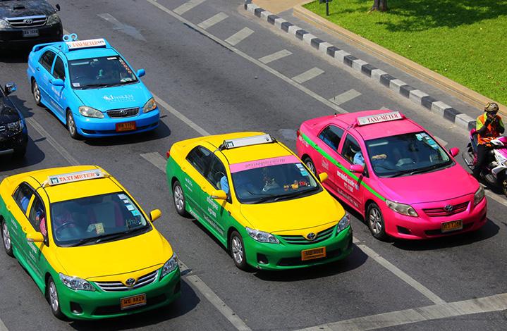 曼谷出租车