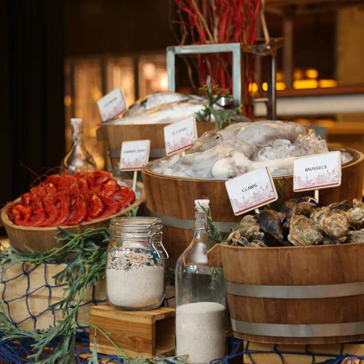 到曼谷Scalini意大利餐厅,品正宗意大利风味美食