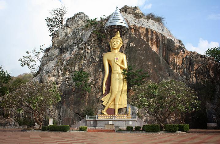 叻丕府蛇山国家公园(Khao NguStone Park)旅游攻略