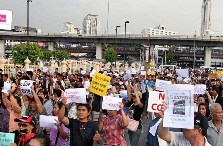 关于泰国的谎言