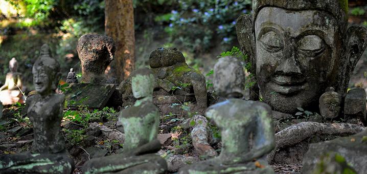 清迈最值得一去的小众寺庙