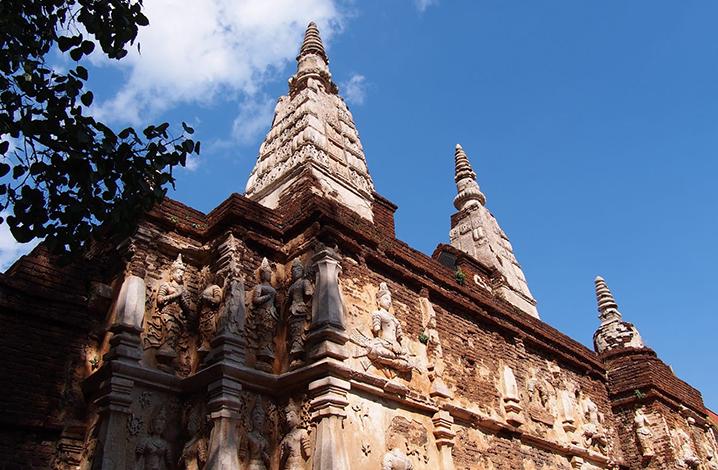 清迈小众寺庙