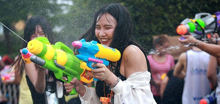 关于泰国宋干节最全的攻略