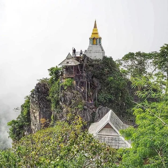 喃邦,泰国不被时间改变的城市