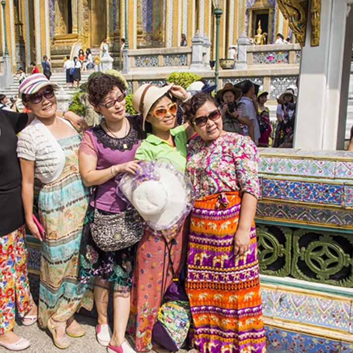 那些住在泰国的外国人都靠啥为生?