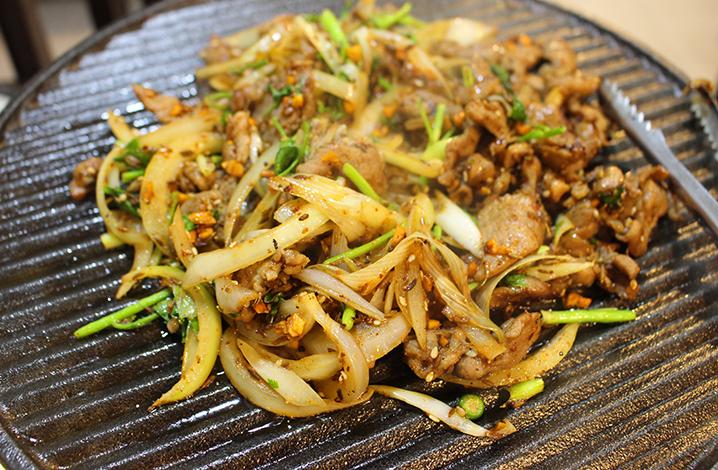 曼谷京味楼炙子烤肉
