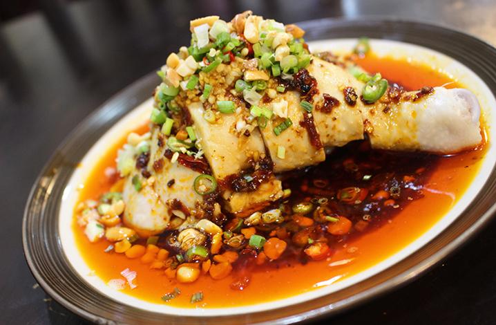 曼谷京味楼私厨白斩鸡
