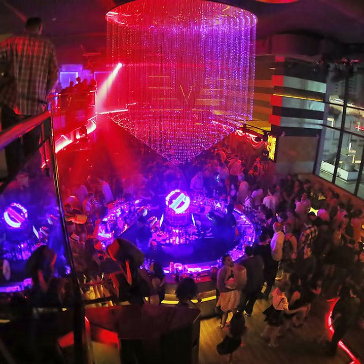 曼谷Levels,一家极品云集的高档夜店
