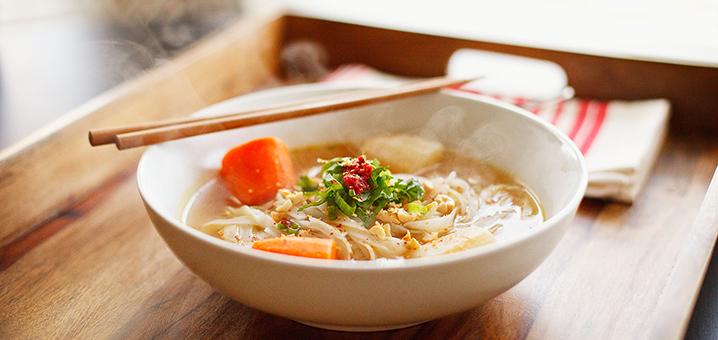 最为神奇入味的泰国小碗船面,一次性吃二十碗还不过瘾