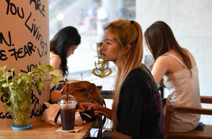 曼谷Gallery Drip Coffee
