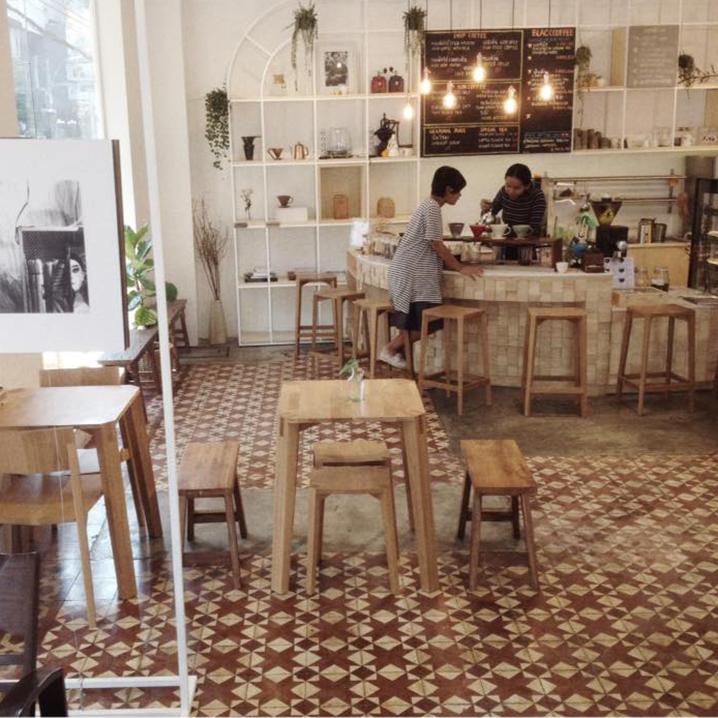 Gallery Drip Coffee,曼谷艺术中心附近的高颜值咖啡店