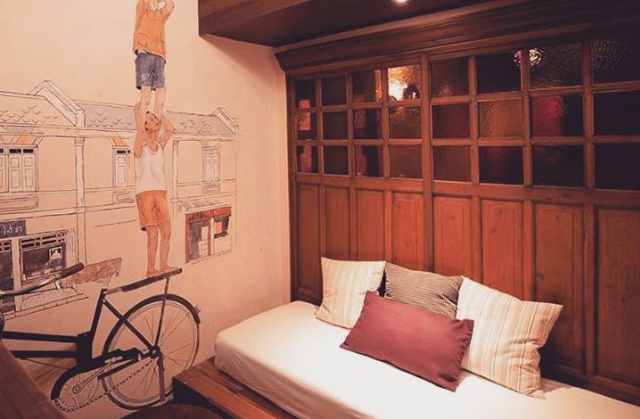 曼谷古都自行车旅馆 (Old Capital Bike Inn)
