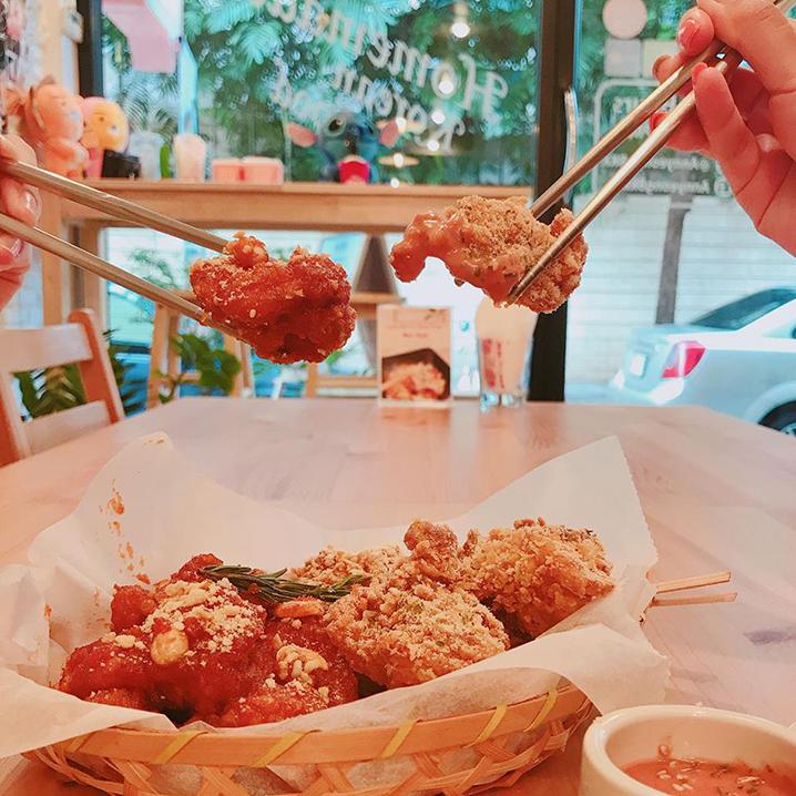 Annyeong,开在曼谷的韩国炸鸡店