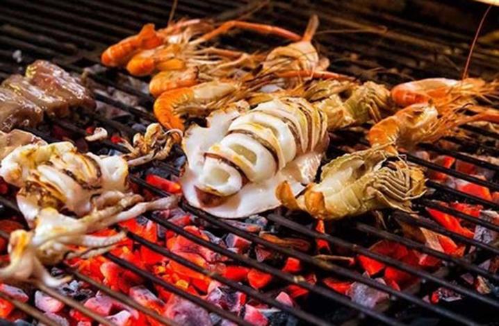 芭提雅人气海鲜餐厅