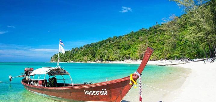 泰国这些海岛5月15号封岛,其中有Rok、皮皮岛玛雅湾6月封