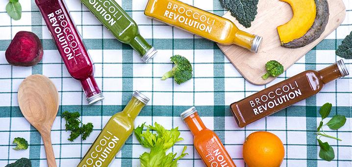 曼谷素食餐厅Broccoli Revolutionsu,集素食与环保于一体