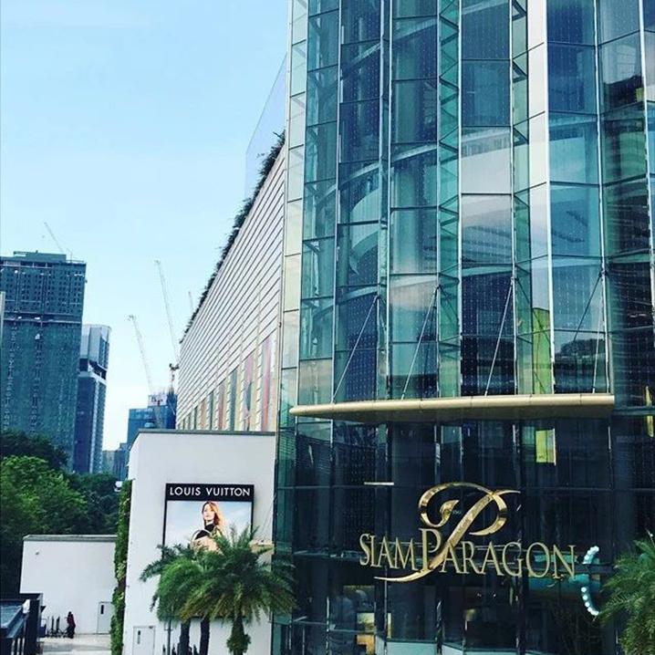Siam Paragon,坐落在曼谷暹罗商圈的购物天堂