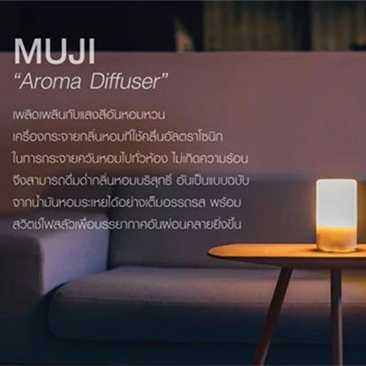 泰国MUJI实体店,没有零食卖的文具铺不是好的服饰店