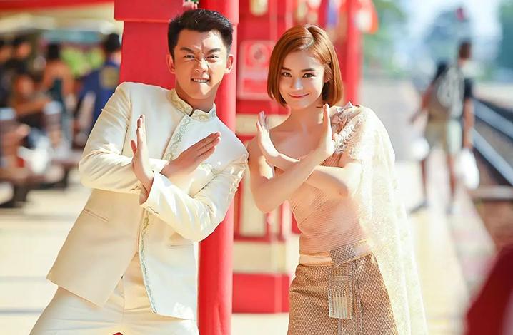 泰国传统服饰